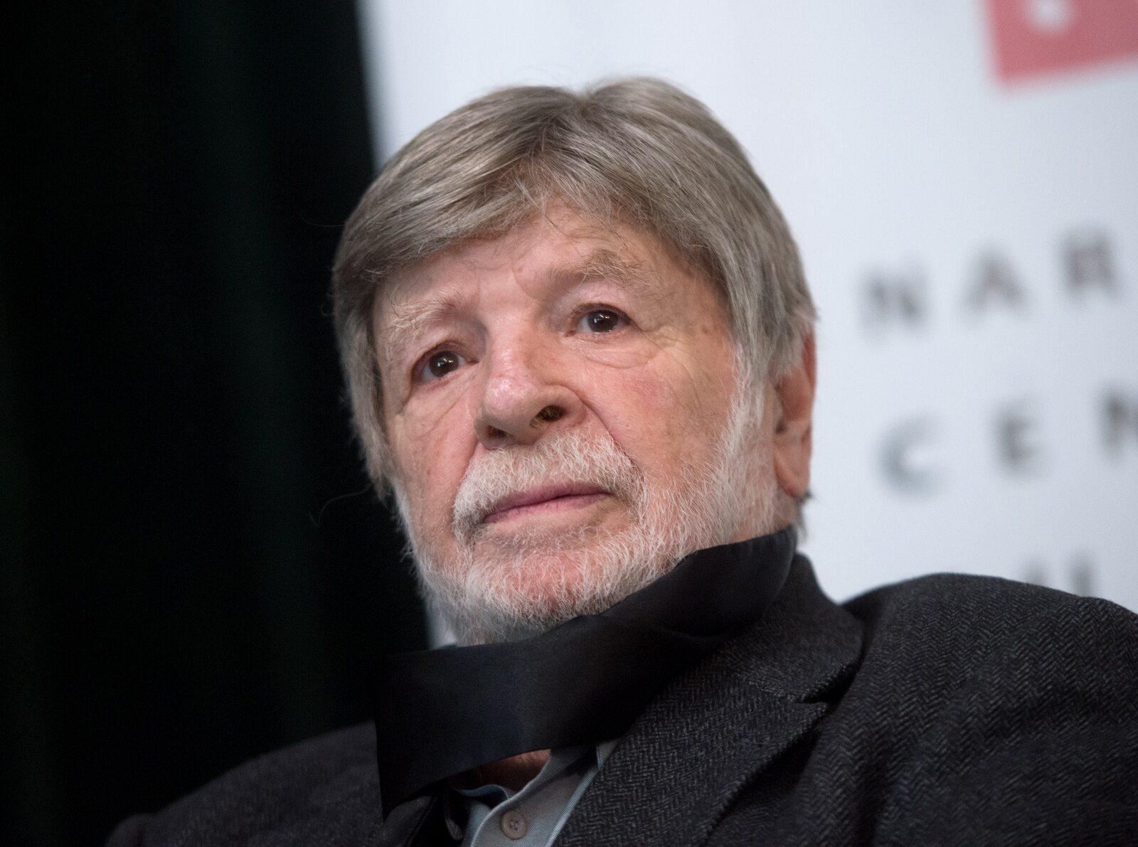 Prof. Szewach Weiss, były ambasador Izraela w Polsce