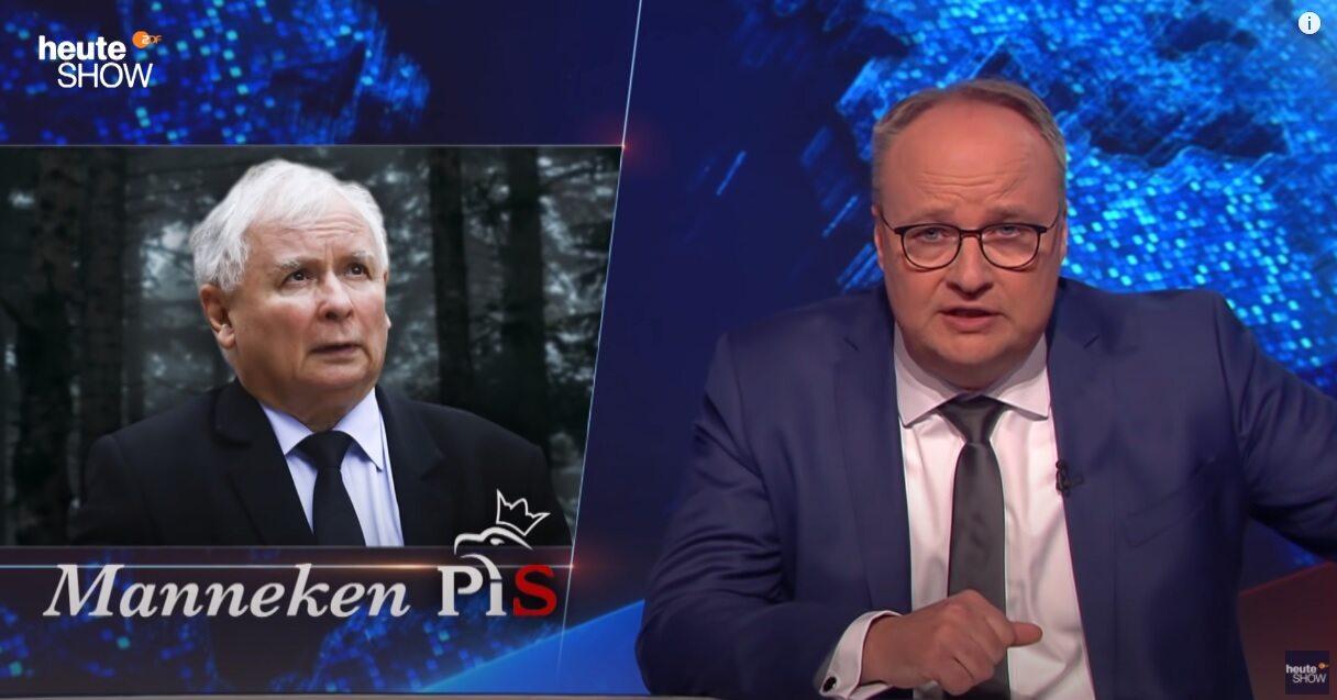 """Program """"Heute Show"""" emitowany jest w niemieckiej stacji ZDF"""