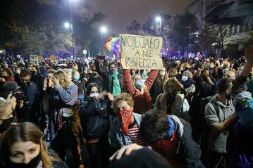 Protest ws. wyroku TK