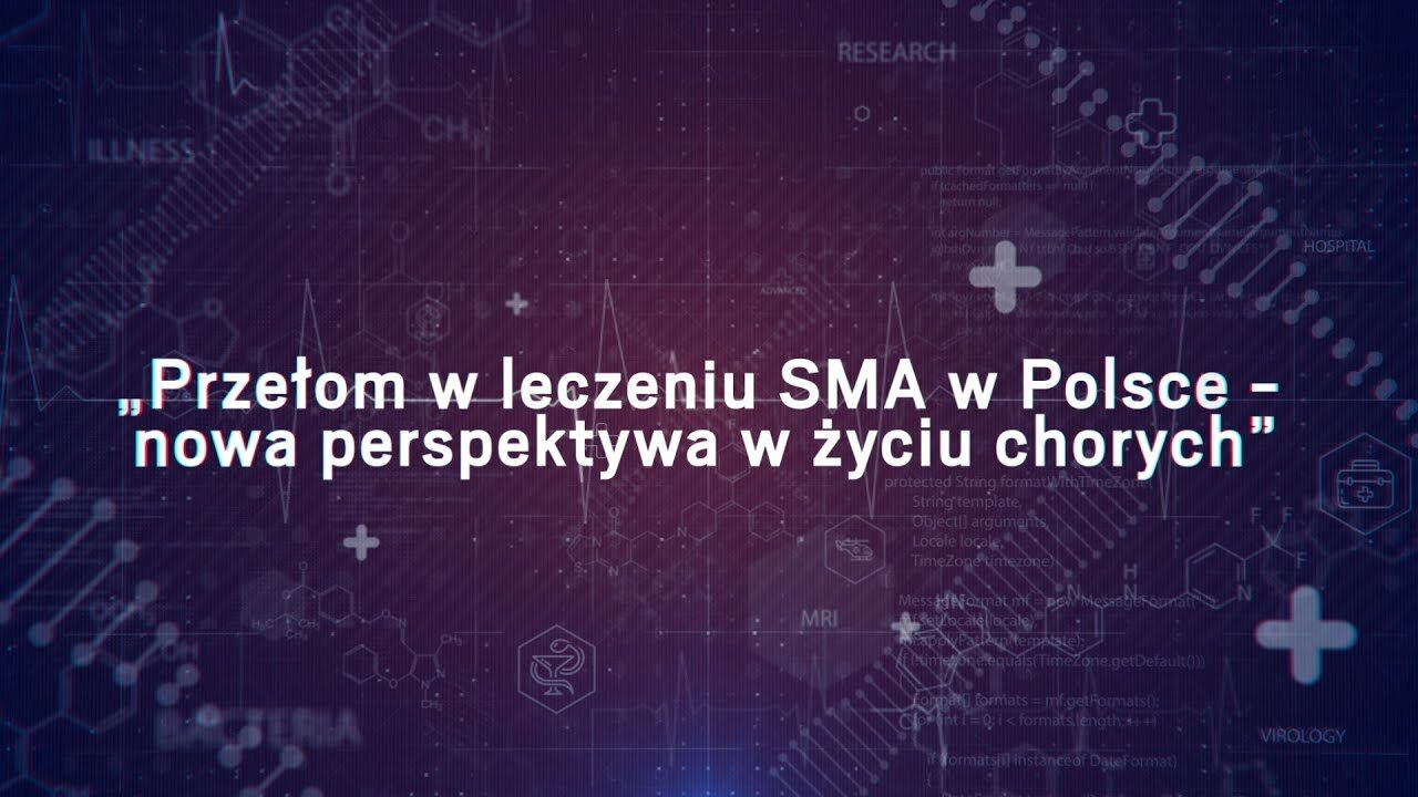 Przełom w leczeniu SMA w Polsce