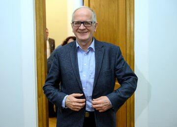 Przewodniczący Rady Mediów Narodowych Krzysztof Czabański