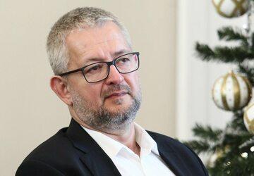 """Publicysta """"Do Rzeczy"""" Rafał Ziemkiewicz"""