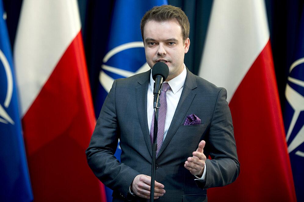 Rafał Bochenek, rzecznik rządu