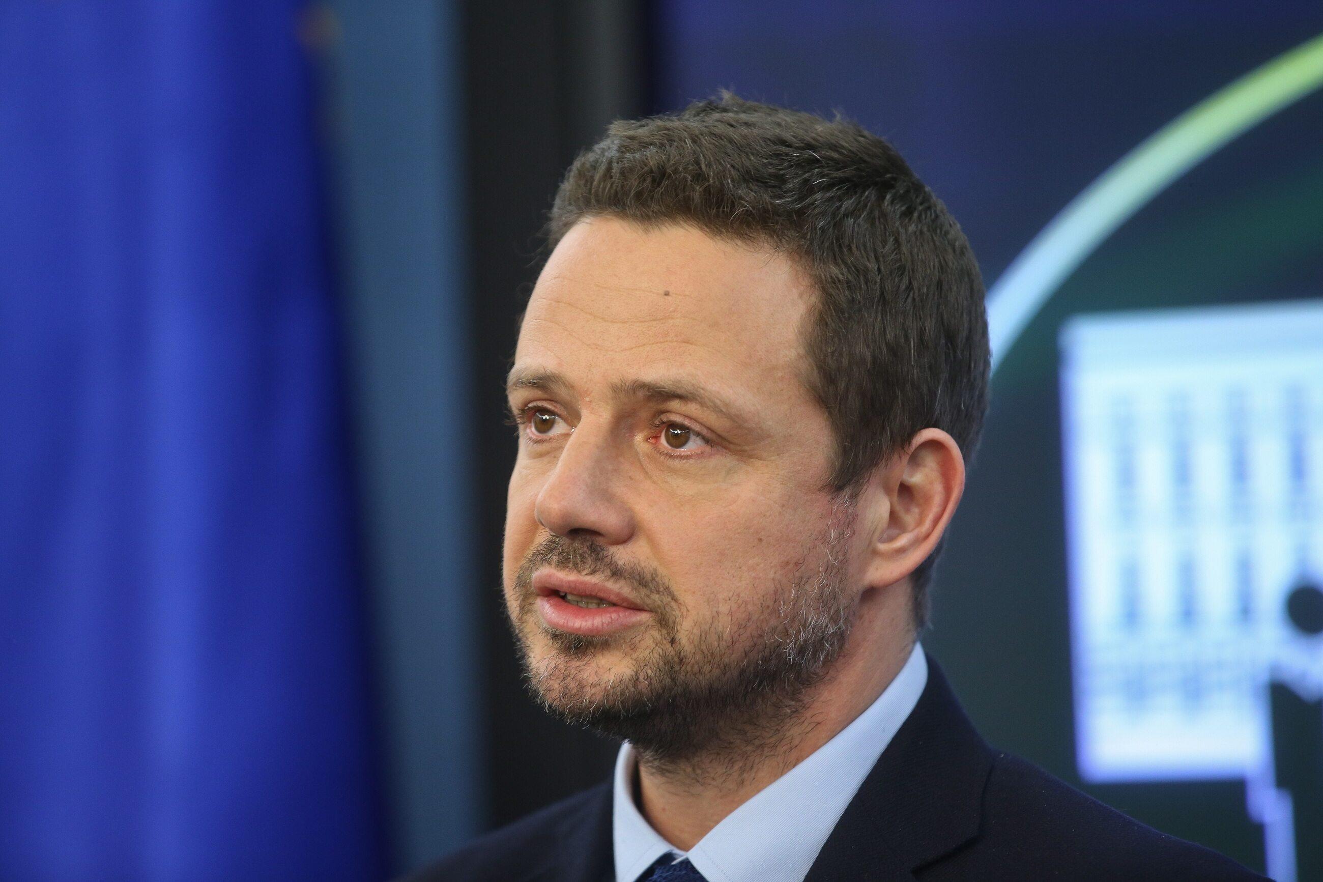Rafał Trzaskowski, PO