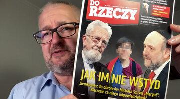 """Rafał Ziemkiewicz poleca nowy numer """"Do Rzeczy"""""""