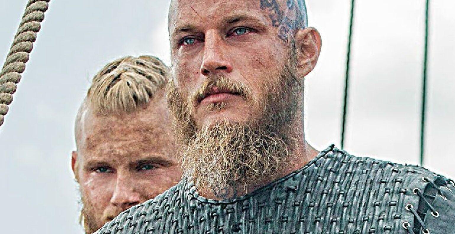 """Ragnar Lodbrok, główny bohater pierwszych sezonów """"Wikingów"""", jest postacią pół fantastyczną, pół historyczną"""