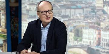 """Redaktor naczelny """"Do Rzeczy"""" Paweł Lisicki"""