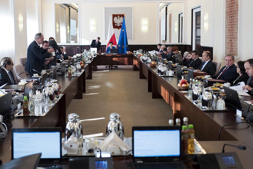 Reforma systemu oświaty będzie tematem posiedzenia rządu