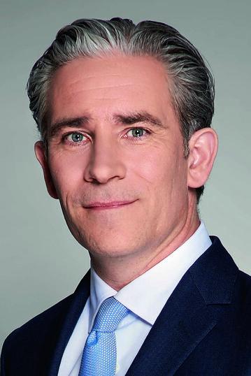 Reinier Schlatmann, prezes Philipsa w krajach Europy Środkowo-Wschodniej