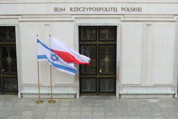 Relacje polsko-izraelskie. Zdjęcie ilustracyjna