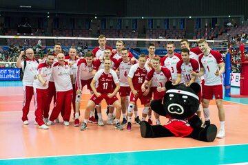 Reprezentacja Polski w piłce siatkowej