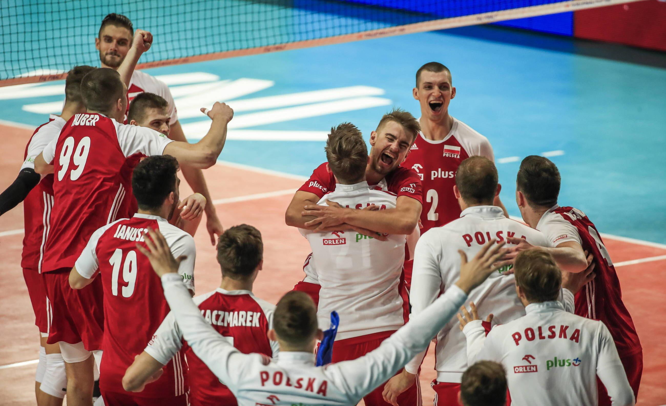Reprezentacja Polski w piłkę siatkową pokonała Brazylię w tie-breaku podczas Final Six Ligi Narodów w Chicago