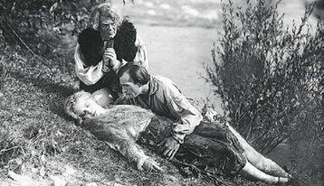 "REŻ. KONSTANTY MEGRELSKI"" HALKA "" POLSKA 1929/1932"