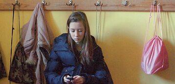 "Reżyserem filmu ""Komunia"" jest Anna Zamecka"