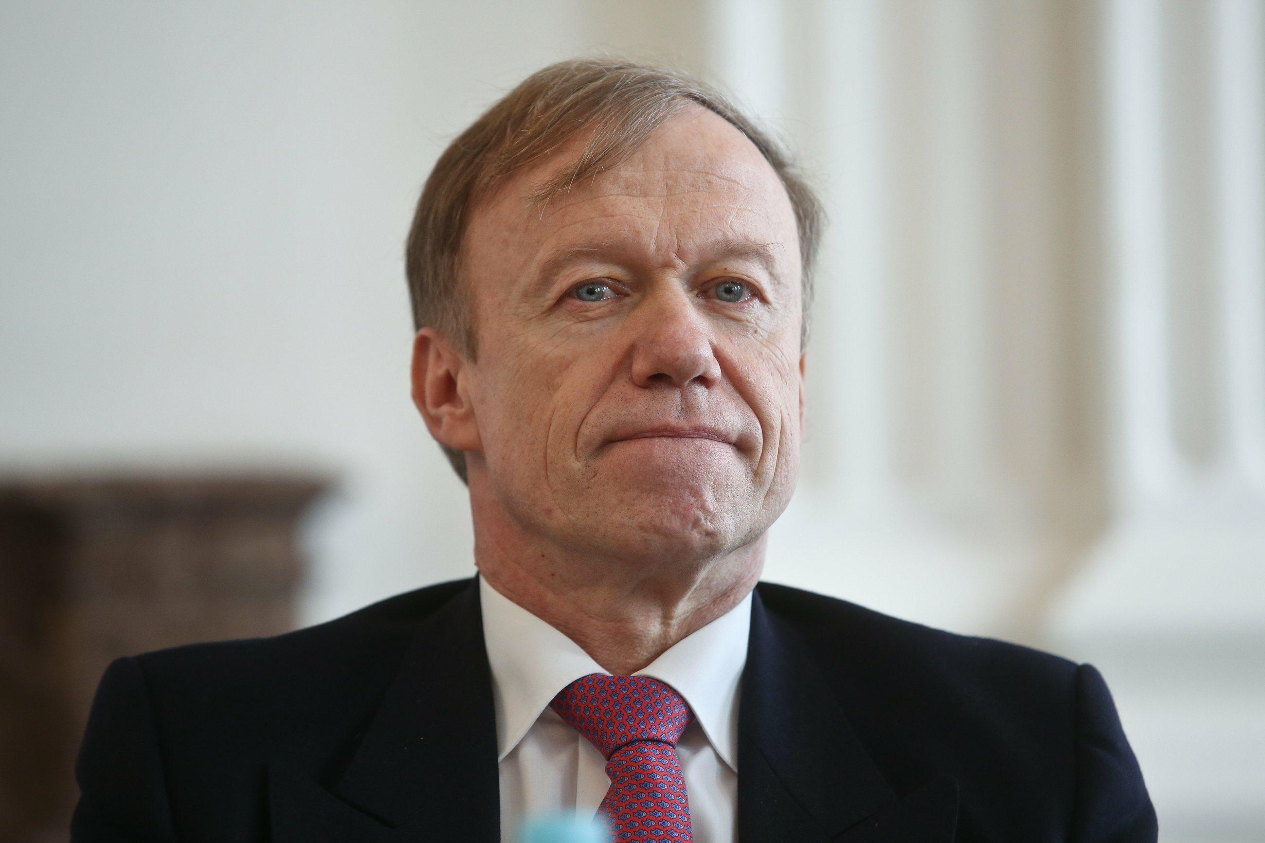 Rolf Nikel, ambasador Niemiec w Polsce