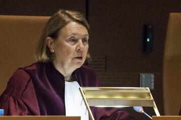 Rosario Silva de Lapuerta, sędzia TSUE