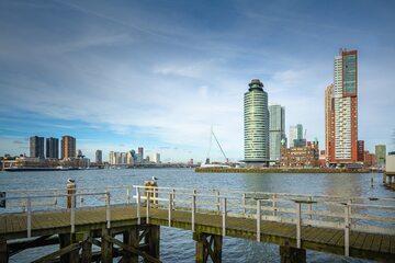 Rotterdam, zdjęcie ilustracyjne