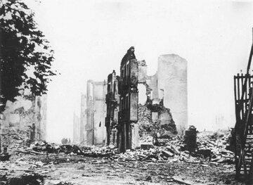 Ruiny Guerniki 1937