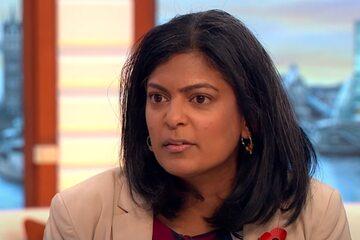 Rupa Huq, poseł Partii Pracy w brytyjskim parlamencie. Zdjęcie ilustracyjne