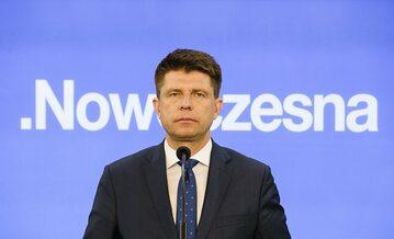 Ryszard Petru, lider Nowoczesnej
