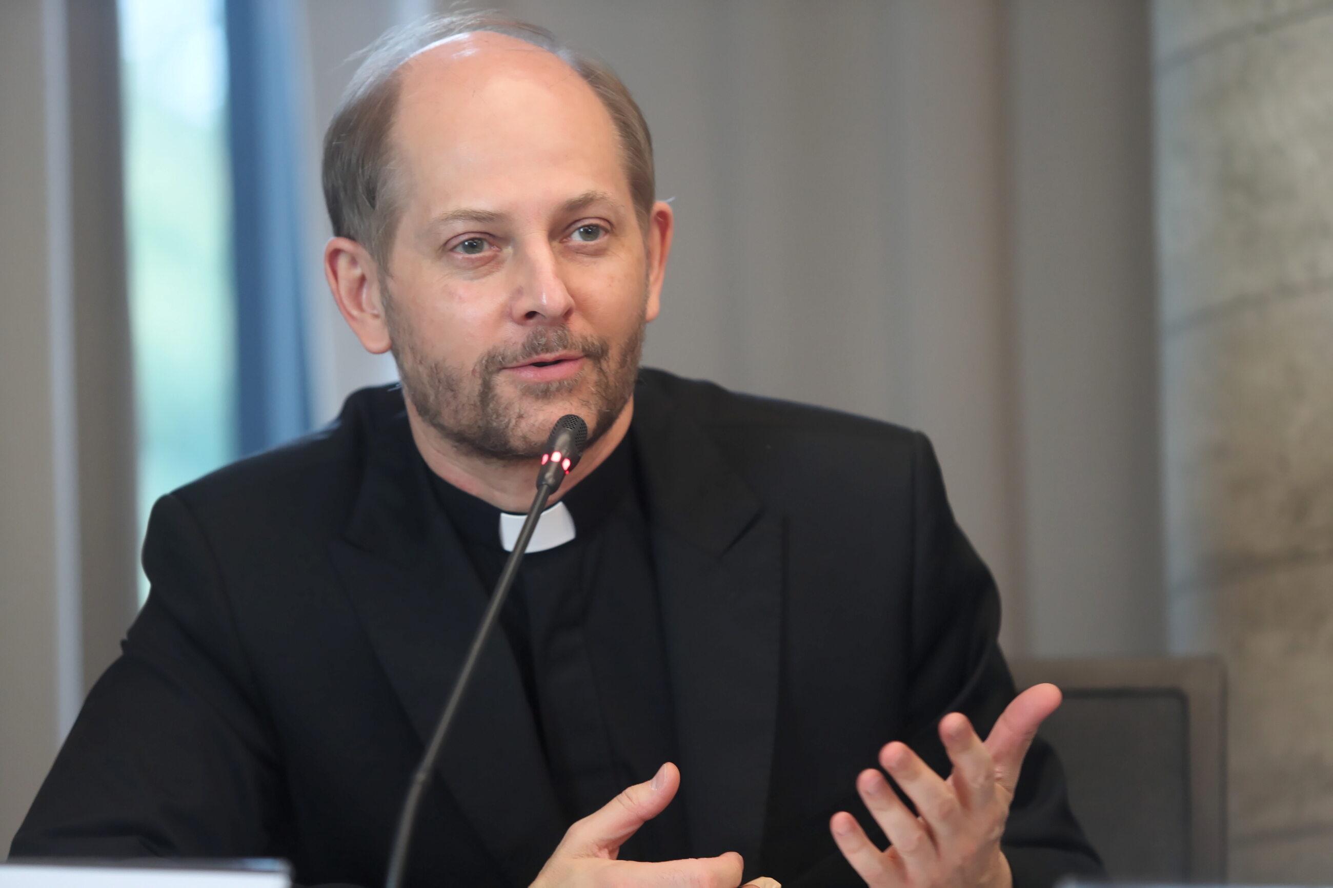 Rzecznik KEP, ks. Leszek Gęsiak