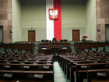 Sala Plenarna Sejmu