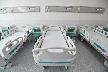 Sala szpitalna. Zdj. ilustracyjne