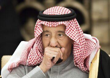 Salman bin Abdulaziz Al Saud, król Arabii Saudyjskiej