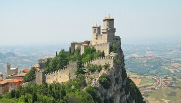 San Marino, zdjęcie ilustracyjne