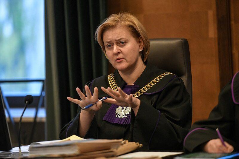 Sędzia Joanna Bitner
