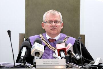 Sędzia Krzysztof Cesarz
