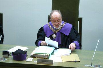 Sędzia Sądu Najwyższego Józef Iwulski
