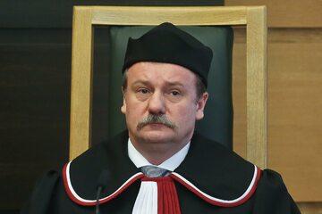 Sędzia Trybunału Konstytucyjnego Piotr Pszczółkowski