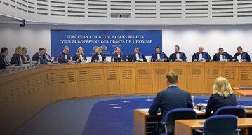 Sędziowie Europejskiego Trybunału Praw Człowieka