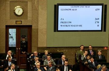 Sejm przyjął prezydencki projekt dot. wieku emerytalnego