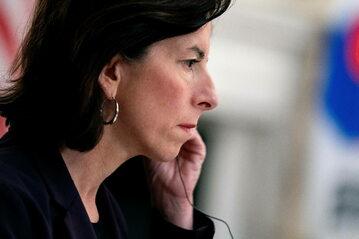 Sekretarz handlu USA Gina Raimondo