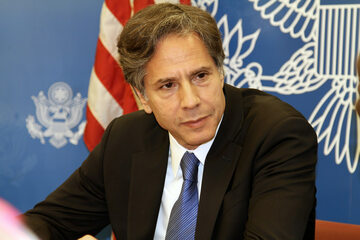Sekretarz stanu USA, Antony Blinken