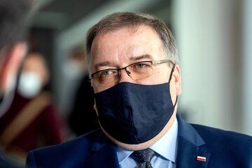 Sekretarz stanu w Kancelarii Prezydenta RP Andrzej Dera