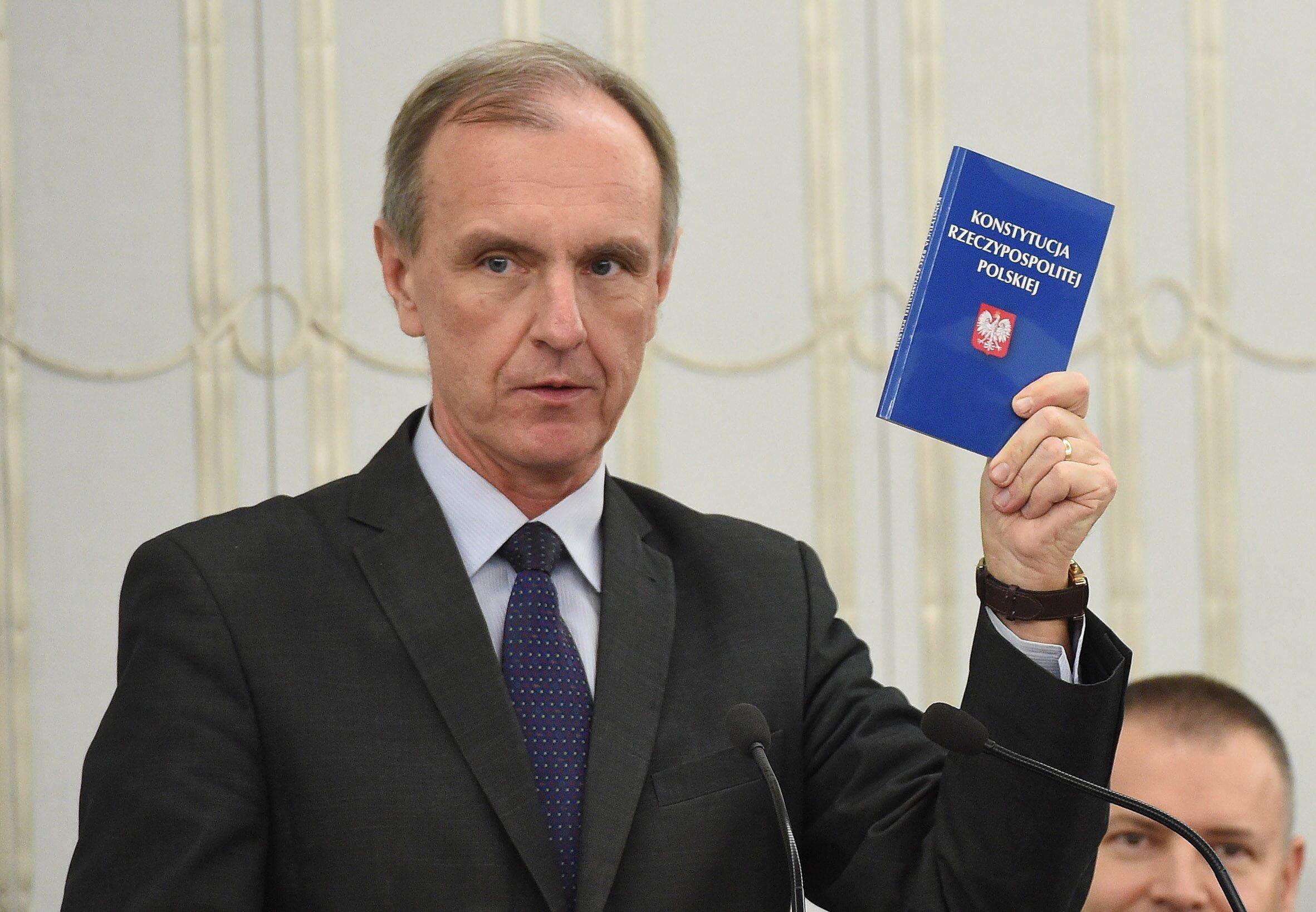 Senator Bogdan Klich )PO)