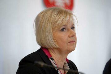 Senator Lidia Staroń