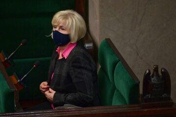Senator niezależna Lidia Staroń, kandydatka PiS na stanowisko RPO