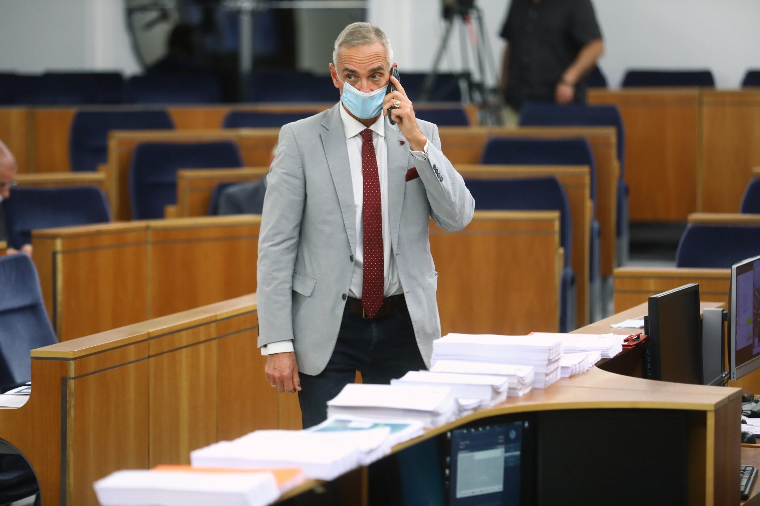 Senator PiS Jan Maria Jackowski