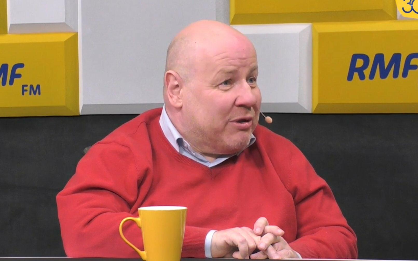 Senator PSL Jan Filip Libicki