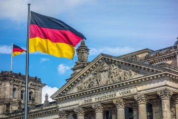 Siedziba Bundestagu, zdjęcie ilustracyjne