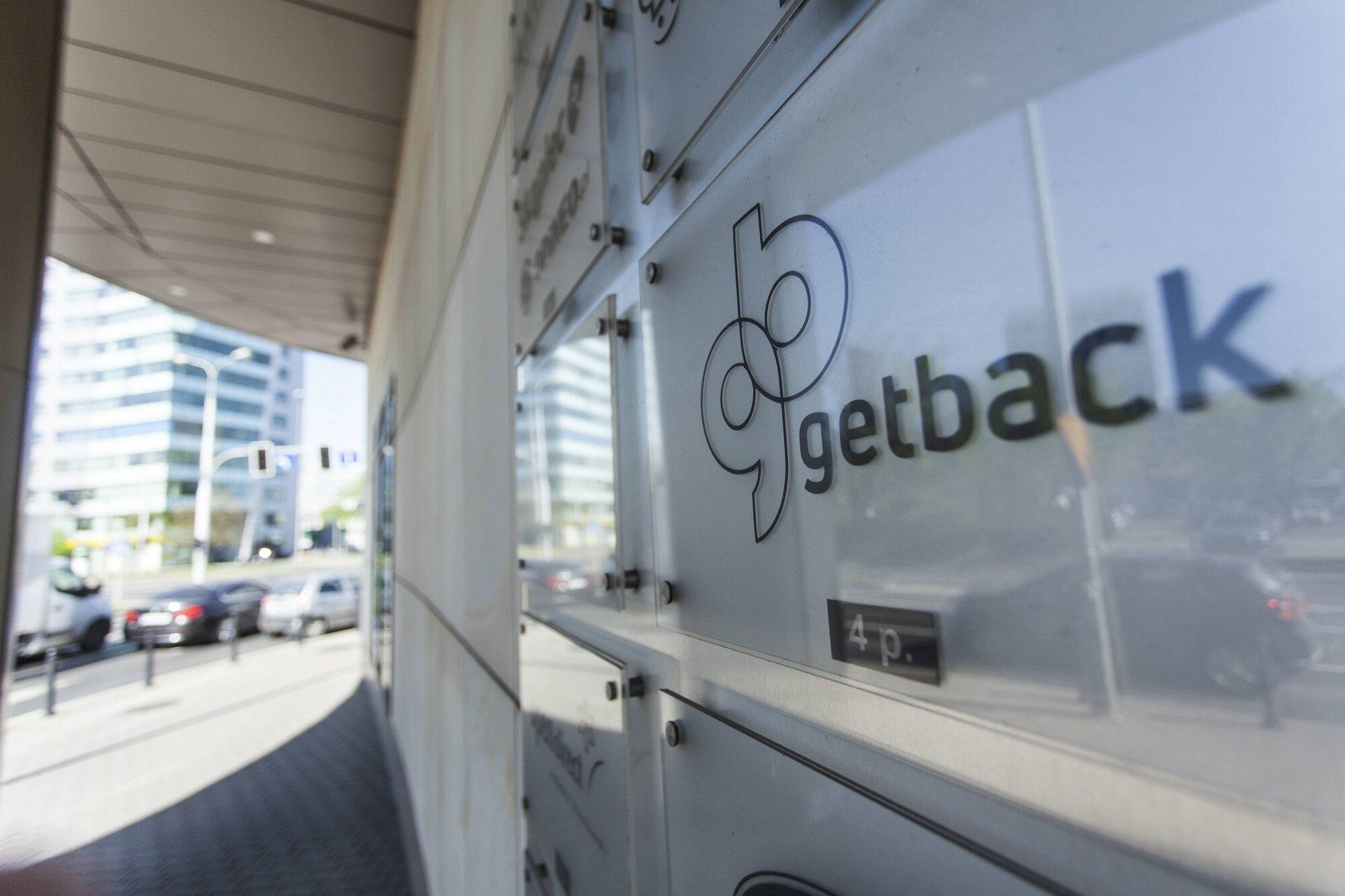 Siedziba firmy Getback w budynku przy ulicy Powstańców Śląskich we Wrocławiu,