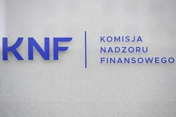 Siedziba Komisji Nadzoru Finansowego w Warszawie