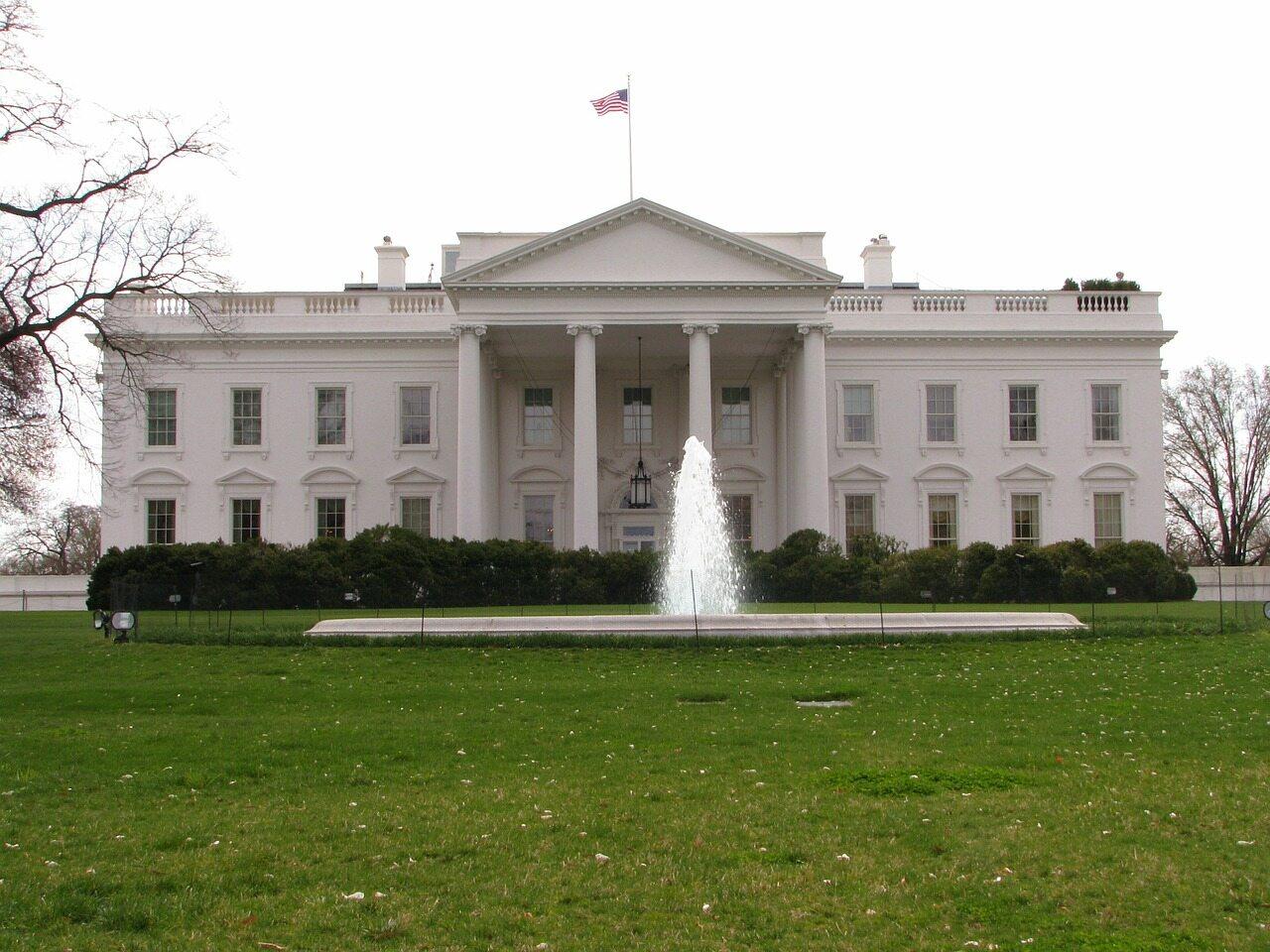 SIedziba prezydenta USA