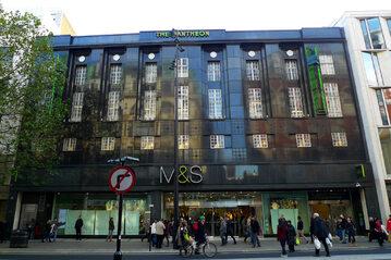 Sklep Marks & Spencer w Wielkiej Brytanii