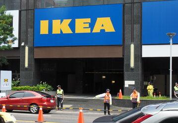 Sklep szwedzkiej sieci handlowej IKEA