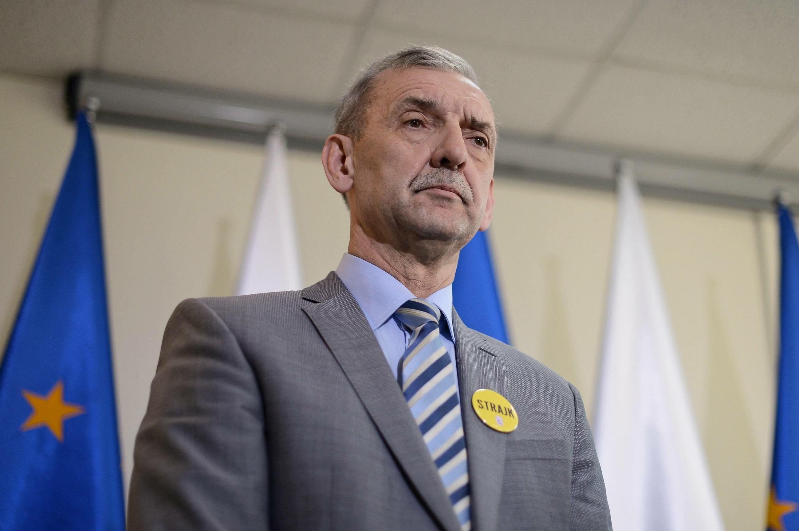 Sławomir Broniarz (ZNP)